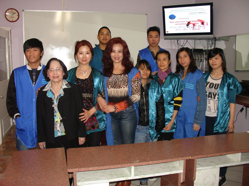 Redondo Beach Beauty College